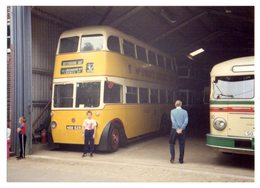 35mm ORIGINAL PHOTO BUS UK JESMOND WESTBOURNE BUS N°32 - F173 - Photographs