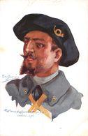 Hartmann Kopweiler (Alsace) Janvier 1915 - Militaria - Guerre 1914-1918 - Emile Dupuis - Dupuis, Emile