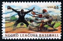 Etats-Unis / United States (Scott No.4465 - Negro League Baseball) (o) - United States