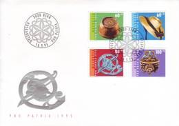 Svizzera 1995 - FDC Pro Patria, Artigianato - FDC