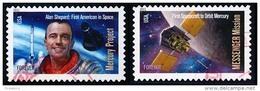 Etats-Unis / United States (Scott No.4527-28 - Messenger Mission) (o) - United States