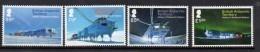 2013 British Antarctic Territory Halley Station Complete Set Of 4 MNH - Brits Antarctisch Territorium  (BAT)