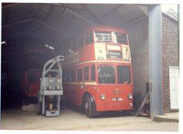 35mm ORIGINAL PHOTO BUS UK STONEBRIDGE DEPOT - F174 - Photographs
