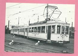 C.P. Oostende  =  TRAM  Dépôt - Oostende