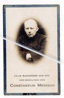 CONSTANTIJN MERTENS ° OEVEL 1871 + AARSCHOT 1936 PASTOOR GELRODE/GEET-BETZ/ RUSTEND-PASTOOR AARSCHOT - Images Religieuses