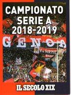 B 2616 - Calendarietto, Genoa, Calcio - Calendars