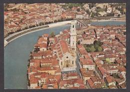 87933/ VERONA, Veduta Aerea Con Vista Del Duomo - Verona