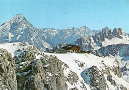 DOLOMITI-RIFUGIO LAGAZUOI- VIAGGIATA   F.G - Bolzano