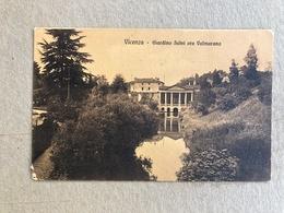 VICENZA GIARDINO SALVI OGGI VALMARANA - Vicenza