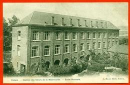 Renaix (Renaix): Institut Des Soeurs De La Miséricorde - Ecole Normale - Gavere