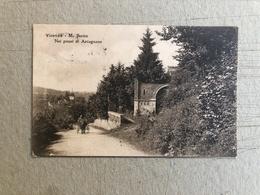VICENZA M. BERICO NEI PRESSI DI ARCUGNANO  1916 - Vicenza