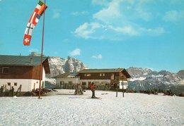 DOLOMITI-ALTA VAL BADIA-RISTORANTE-SELF SERVICE- VIAGGIATA   F.G - Bolzano