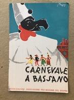 CARNEVALE A BASSANO 1955 - Vicenza