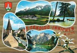 S. CANDIDO-INNICHEN- VIAGGIATA   F.G - Bolzano