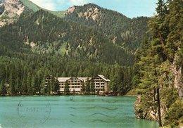 HOTEL LAGO DI BRAIES- VIAGGIATA   F.G - Bolzano