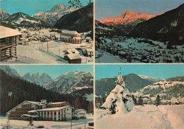 DOLOMITI-FALCADE- VIAGGIATA   F.G - Bolzano