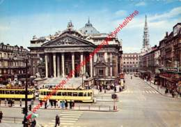 La Bourse - De Beurs - Brussel Bruxelles - Brussel (Stad)