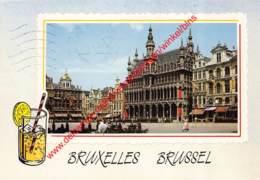 Maison Du Roi - Brussel Bruxelles - Brussel (Stad)