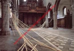 Emilio Lopez-Menchero - Installation à L'ancienne église Saint-Nicolas - Tournai - Tournai