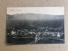 MALO PANORAMA  1918 - Vicenza