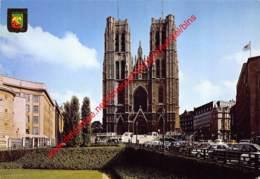 Collégiale Des SS. Michel Et Gudule - Brussel Bruxelles - Brussel (Stad)