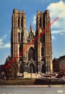 Cathédrale Saint-Michel - Brussel Bruxelles - Brussel (Stad)