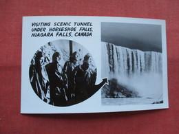 RPPC-- Scenic Tunnel Under Horseshoe Falls  Canada > Ontario >  Niagara Falls---ref    3573 - Ontario