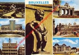 Vues - Brussel Bruxelles - Brussel (Stad)