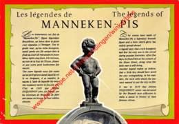 The Legends Of Manneken-Pis - Brussel Bruxelles - Brussel (Stad)