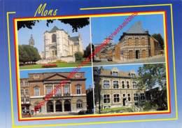 Vues - Mons - Mons