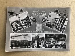 SALUTI DA RECOARO  1963 - Vicenza