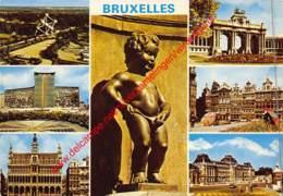 MAnneken-Pis - Brussel Bruxelles - Brussel (Stad)