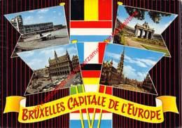 Capitale De L'Europe - Brussel Bruxelles - Brussel (Stad)