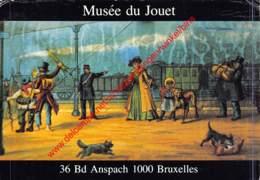 Musée Du Jouet - Boulevard Anspach - Brussel Bruxelles - Musées