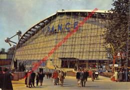 Le Pavillon De La France - Brussel Bruxelles - Wereldtentoonstellingen