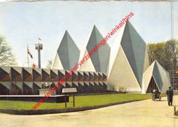 Pavilion Of Great Britain - Brussel Bruxelles - Wereldtentoonstellingen