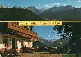 JAUSENSTATION-LIENHARTER-HOF-TAISTEN- VIAGGIATA   F.G - Bolzano