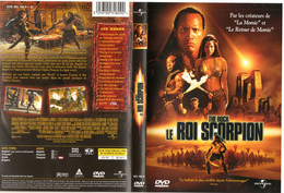 DVD022 / Aventure / Le Roi Scorpion - Action, Aventure
