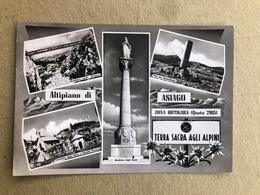 ALTIPIANO DI ASIAGO ZONA ORTIGARA  1966 - Vicenza