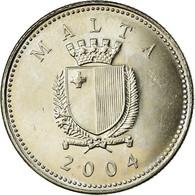 Monnaie, Malte, 2 Cents, 2004, SUP, Copper-nickel, KM:94 - Malta