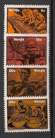 Venda - 1981 - N°Yv. 50 à 53 - Music / Instruments - Neuf Luxe ** / MNH / Postfrisch - Venda