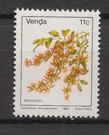 Venda - 1984 - N°Yv. 90 - Fleur / Flower - Neuf Luxe ** / MNH / Postfrisch - Venda