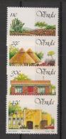 Venda - 1984 - N°Yv. 99 à 102 - Habitat / Houses - Neuf Luxe ** / MNH / Postfrisch - Venda