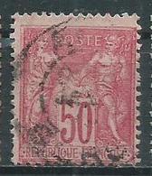 Timbre Type II Sage Yvt 98 - 1876-1898 Sage (Type II)