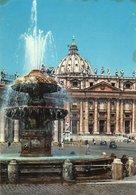CITTA DEL VATICANO-BASILICA DI S. PIETRO-NON VIAGGIATA   F.G - Vaticano