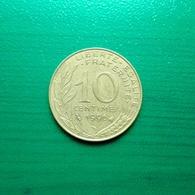 10 Centimes Münze Aus Frankreich Von 1996 (sehr Schön) - Frankreich