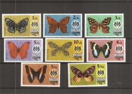 Papillons ( 447/454 XXX -MNH- Du Bhoutan ) - Schmetterlinge