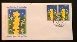 FDC AZEYRBACAN EUROPA 2000 - Azerbaijan