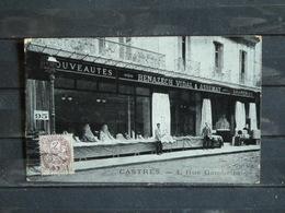 Z27 - 81 - Castres Magasin Benazech Vidal & Assemat - 4, Rue Gambetta - Castres