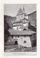 Coredo (Trento) - Santuario Di San Romedio - Facciata - Collettoria S. Romedio - Viaggiata - (FDC16622) - Trento